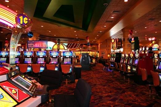 Maquina tragamonedas casino