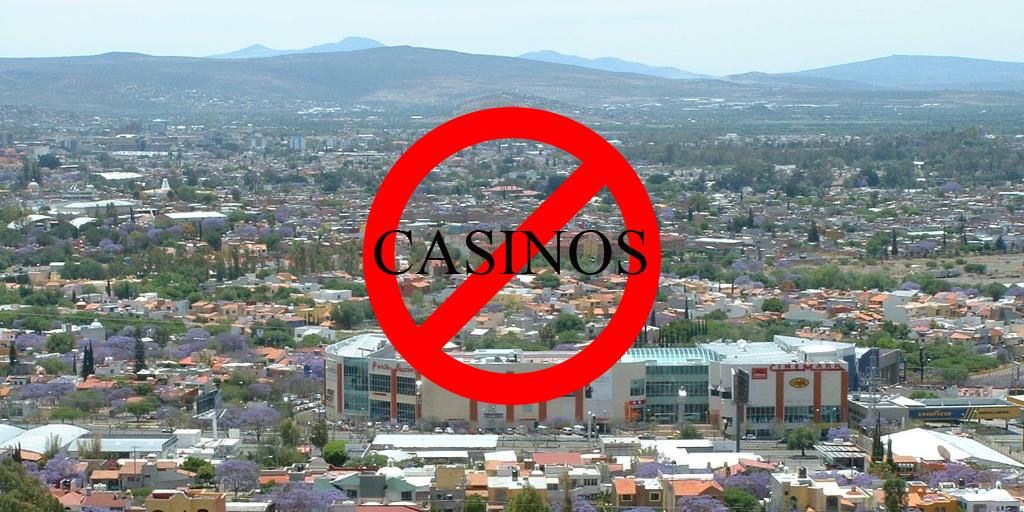 Coahuila dice no a la instalacion de Casinos
