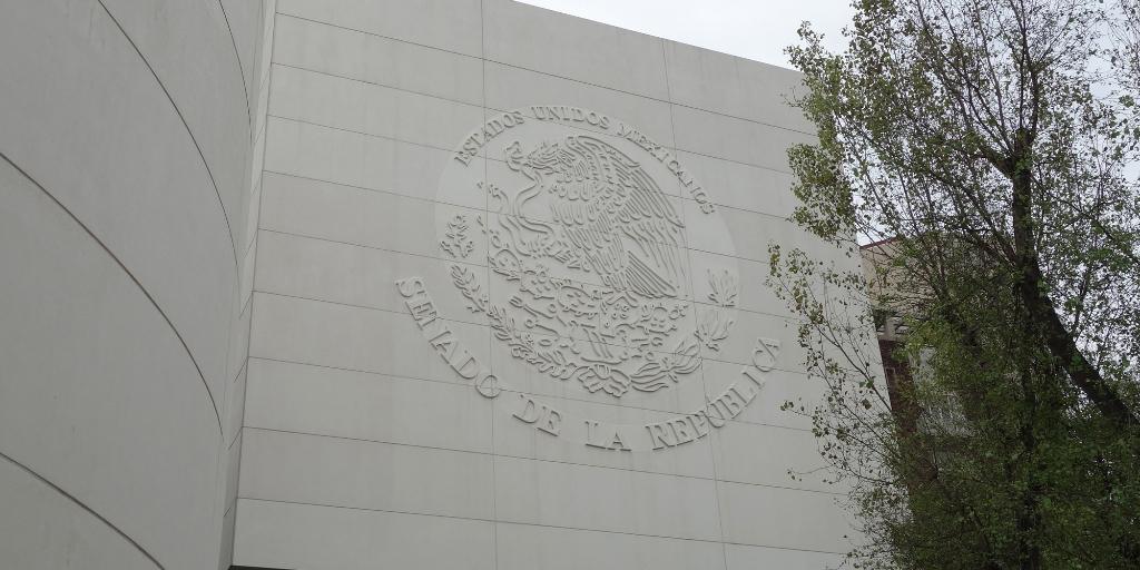 Edificio Senado Mexicano