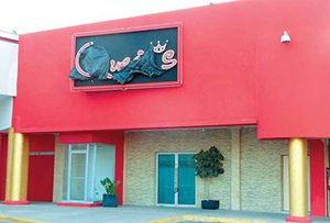 Exterior Casino Queens Guadalupe