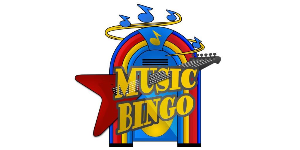 Logo Music Bingo Mexico