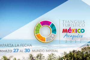 Logotipo Tianguis Turístico 2017