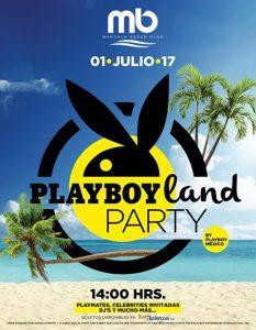 Mandala Beach Playboy Land 2017