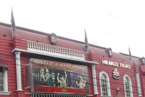 Casino Miravalle entrada