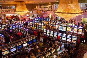 Sala tragamonedas casino Miravalle