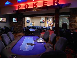 Buffalo Thunder casino mesas poker