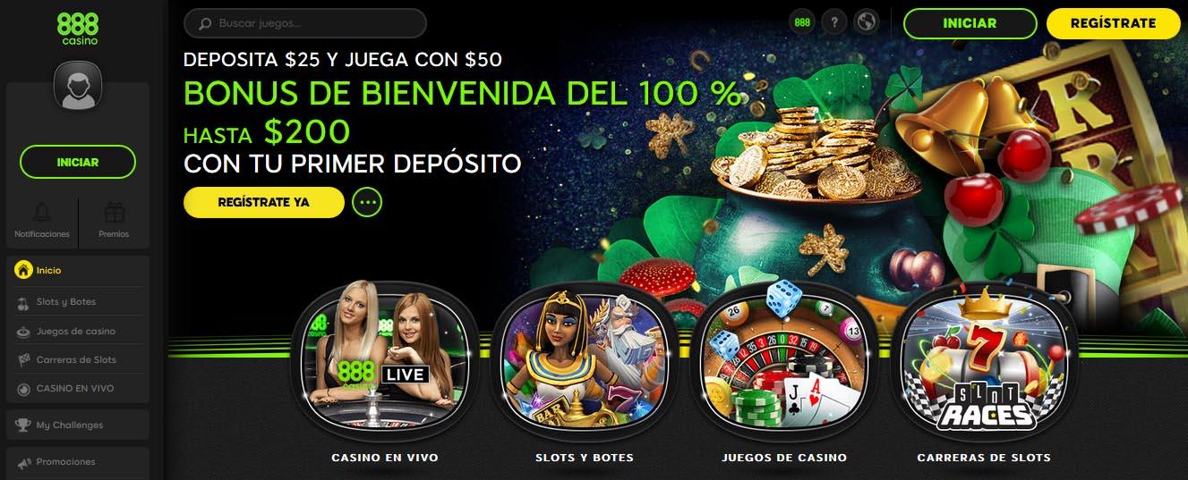 888casino México
