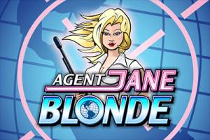 Tragamonedas Agente Jane Blonde Microgaming