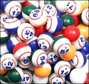 Bolas bingo