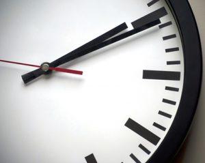 El tiempo clave en la gestion del bankroll de casino