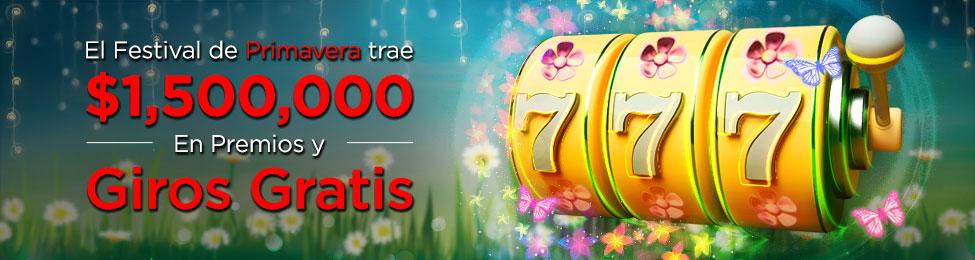 Festival Primavera Caliente Casino