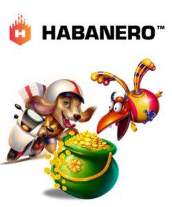 Habanero Jackpot Race