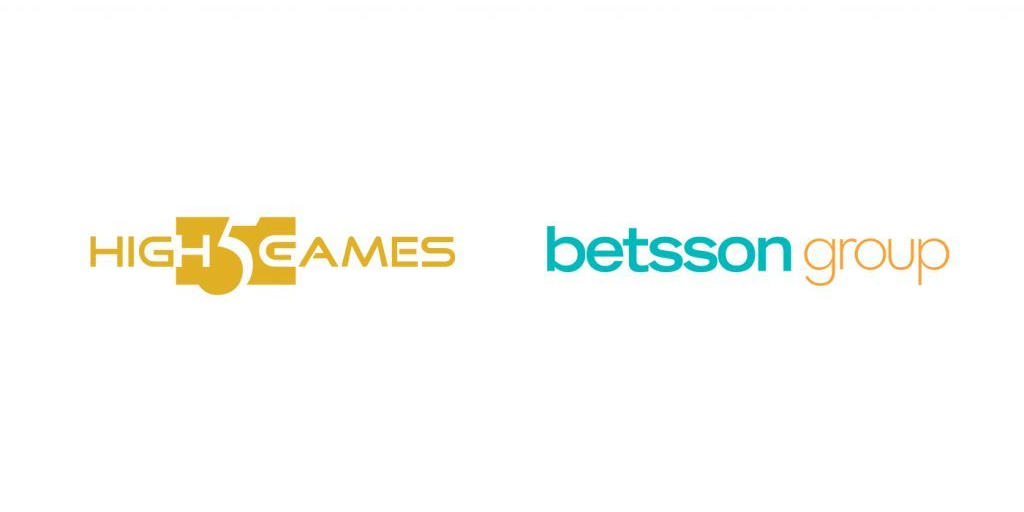 High5 Games & Betsson Group