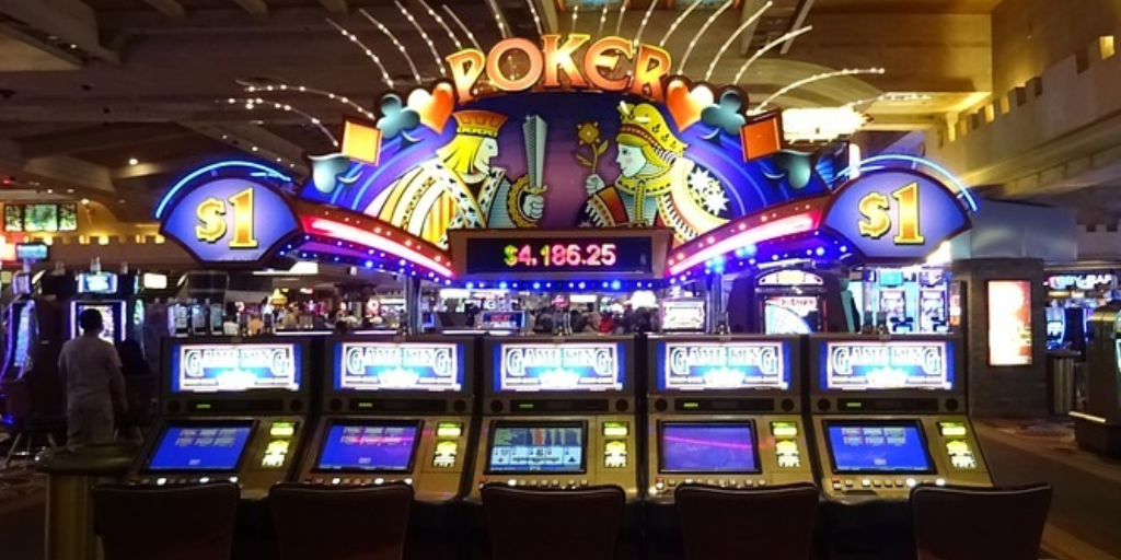 Máquina video poker