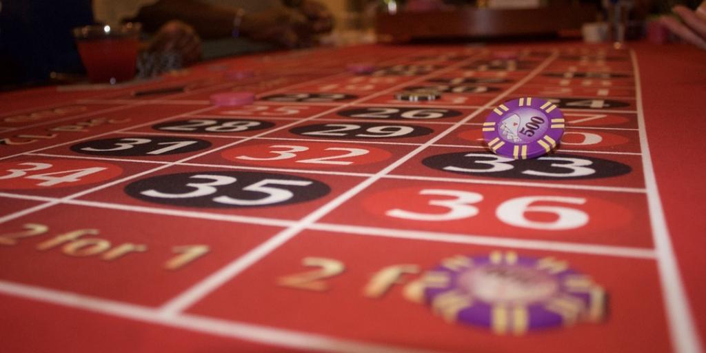 Mesa apuestas ruleta casino