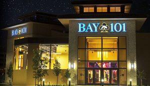 Entrada casino San José New Bay 101