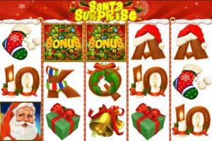 Santa Surprise para navidad slot online