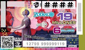 Sorteo Zodiaco 1449