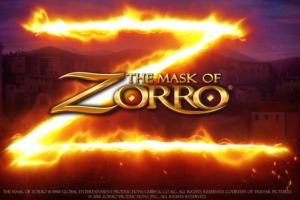The Mask Of Zorro slot online