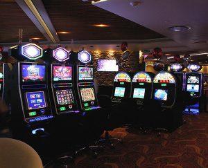 Máquinas tragamonedas Casino Caliente