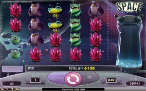 Tragamonedas casino online Space Wars