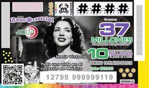 Sorteo Zodiaco Especial 1445