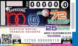 Sorteo Especial 222