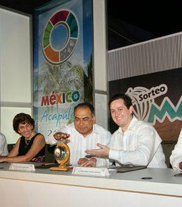 Director Lotería y Gobernador Guerrero