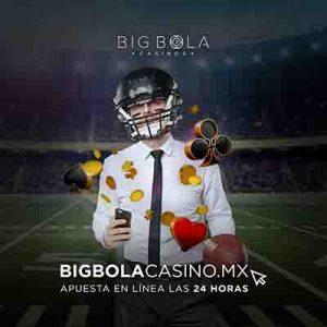 Big Bola ahora apuestas Online