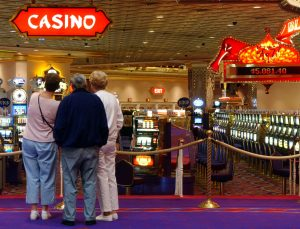 Interior Trump Taj Mahal Casino