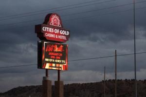 Sala Nuevo México Cities of Gold