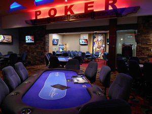 Buffalo Thunder casino mesas poker
