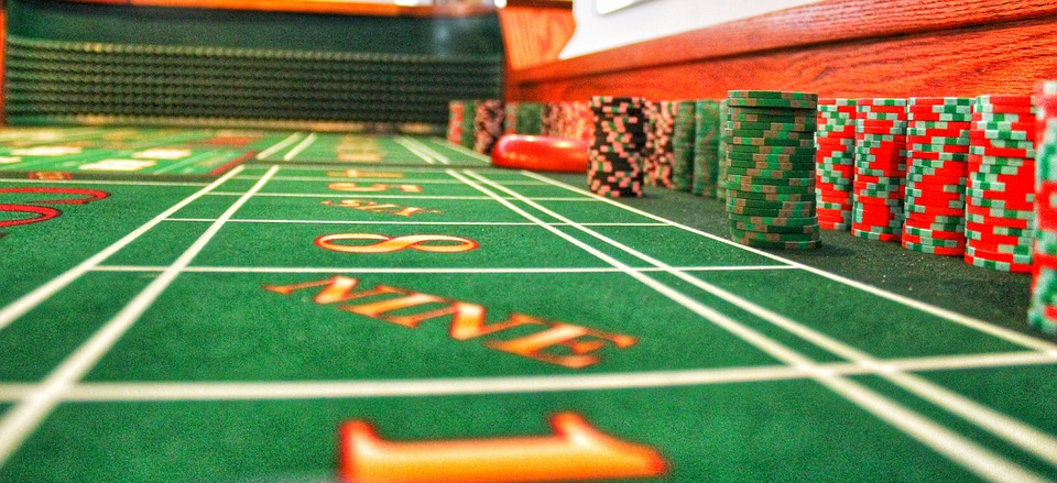 Ruleta casino mesa