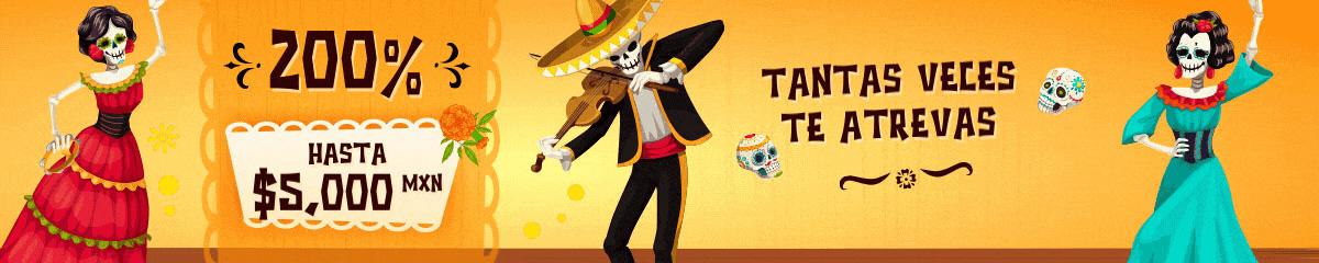 Bono Día de los Muertos Big Bola MÉXICO