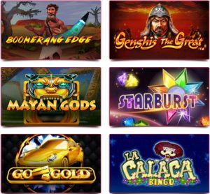 Caliente Casino online