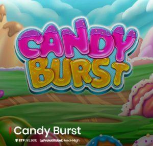 Candy Burst tragamonedas