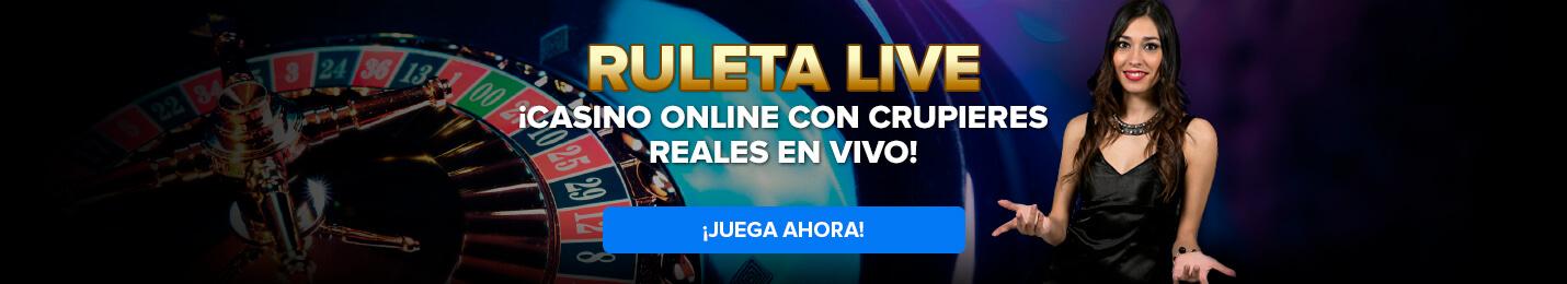 Codere.mx Ruleta