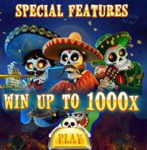 Esqueleto mariachi bonus
