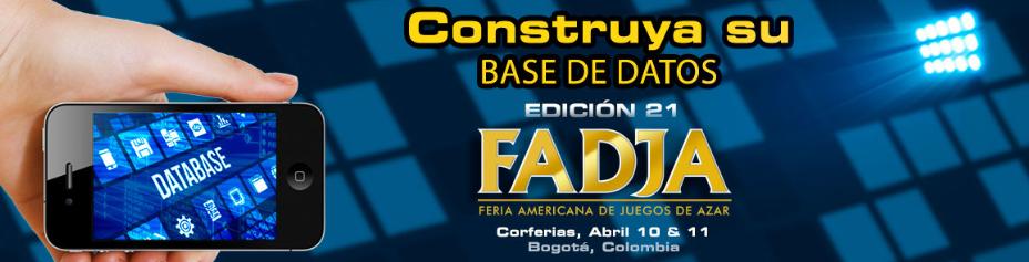 Feria Americana Juegos Azar FADJA 2019