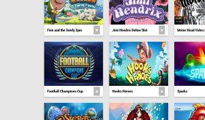 Football Champions Cup es una tragamonedas online disponible en el casin Codere