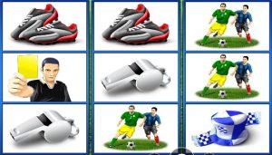 Football mania slot