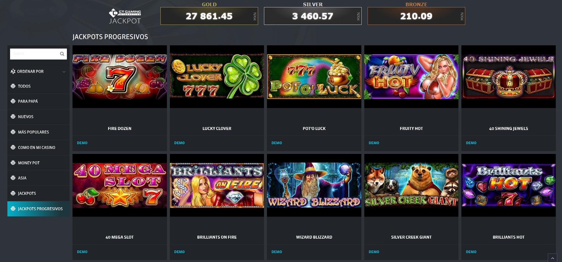 Juegos Strendus casino
