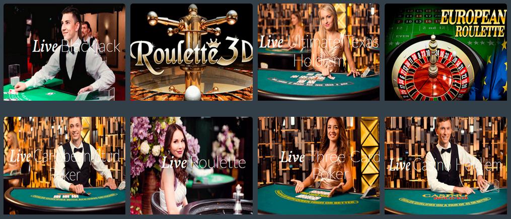 Juegos de casino Codere.mx
