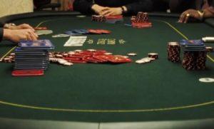 Mesa poker