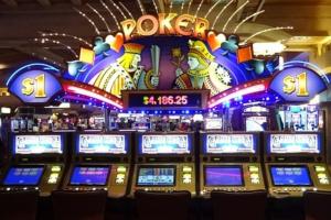 Máquina video poker
