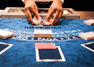 Mesa Blackjack Gran casino Fronton México