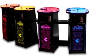 El nuevo Pacman Battle Royale estará disponible para casinos