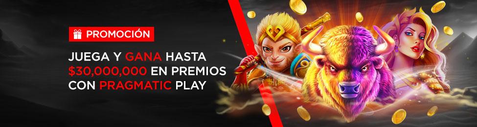 Promocion Pragmatic Play de Caliente Casino
