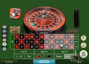 Ruleta Caliente Casino