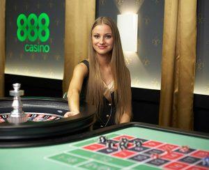 Ruleta en vivo 888 casino